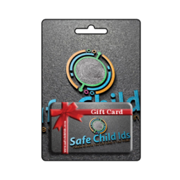 Child Id Gift Card