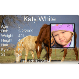 Horses Child #IdHorse #childid