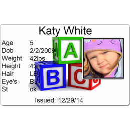 ABC's Child Id #childids