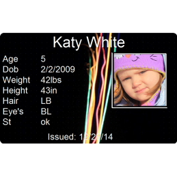 Fireworks Child Id #childids