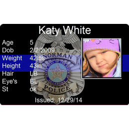 Police Child Id